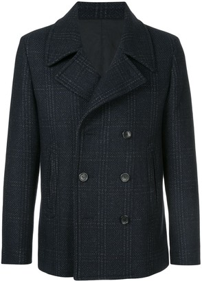 Cerruti Double Breasted Coat
