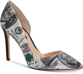 INC International Concepts Inc Women Kenjay d'Orsay Pumps, Women Shoes
