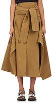 Marni Women's Tie-Waist Midi-Skirt