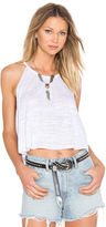 LnA Swing Crop Bib Tank