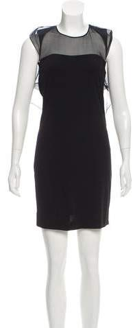 Azzaro Sleeveless Mini Dress w/ Tags