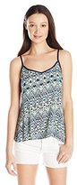 Miss Me Women's Strappy Back Cami