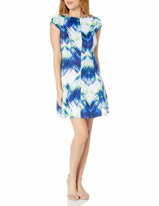 Tiana B Women's Dress with Exposed Zipper