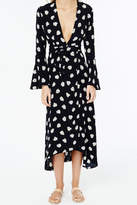 Faithfull The Brand Carioca Wrap Dress