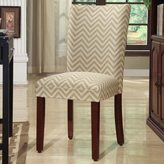 HomePop Citron Parson Dining Chair (Set of 2)