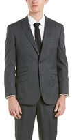 English Laundry English Factory 2pc Wool Suit.