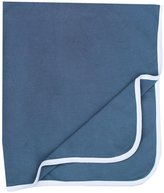 Maple Clothing Organic Cotton Baby Unisex Newborn Swaddling Receiving Blanket (Stone)