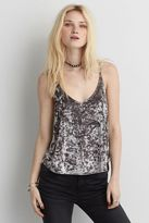 American Eagle Outfitters AE Velvet Cami