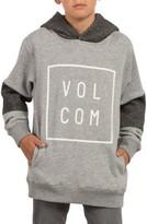 Volcom Boy's Flagg Pullover Hoodie