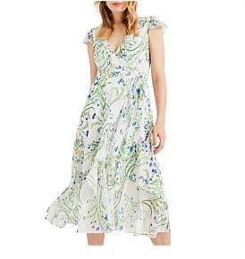 Phase Eight Flavia Printed Dress