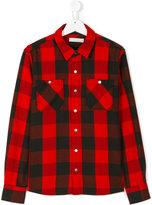 Stella McCartney classic checked shirt