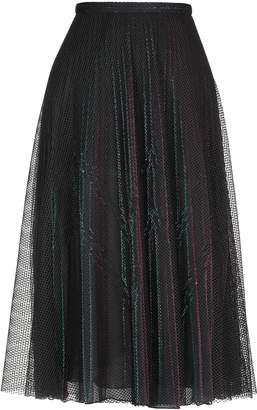 Marco De Vincenzo Shimmering Skirt