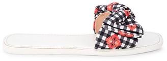 Kate Spade Bikini Bow Sandals