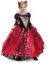 Disney Disney's Alice Through the Looking Glass Red Queen Tween Deluxe Costume