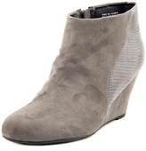 Report Kes Women Round Toe Synthetic Ankle Boot.