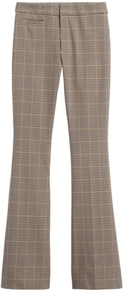 Banana Republic High-Rise Flare Sloan Pant