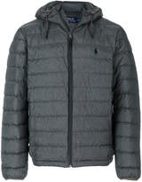 Polo Ralph Lauren hooded down jacket