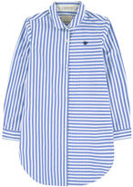 Scotch & Soda Long striped shirt