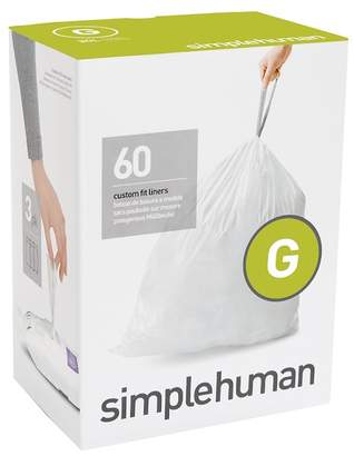 Williams-Sonoma simplehuman (G) Custom Fit Liners