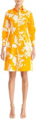 Carolina Herrera Floral Print Shirtdress
