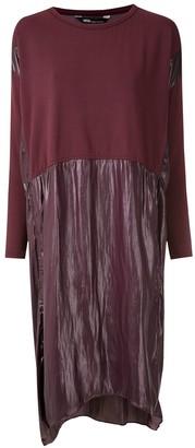 Uma | Raquel Davidowicz Bello long sleeves midi dress