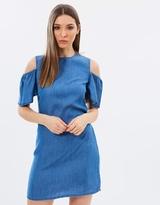 Dorothy Perkins Cold Shoulder Tunic Dress