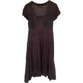 Isabel Marant Grey Cotton Dress
