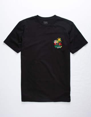 RVCA Bouquet Mens T-Shirt