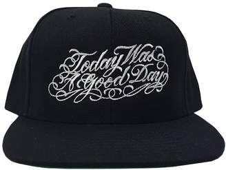 Blue & Cream Blue&Cream Today Was A Good Day Snapback