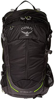 Osprey Stratos 24 (Black) Backpack Bags