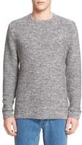 Saturdays Nyc Men's Marled Cotton Pullover