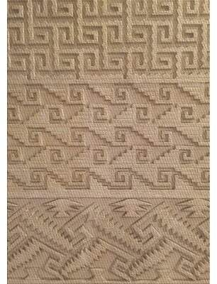 BEIGE World Menagerie Hessie Patterned Area Rug World Menagerie