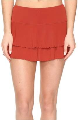 Body Glove Women's Smoothies Lambada Mesh Skirt Cover up
