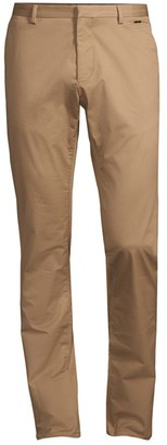 HUGO Helgo Stretch Cotton Pants