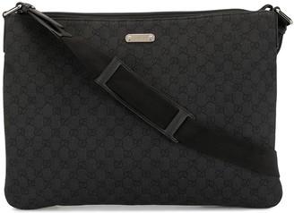 Gucci Pre-Owned Shelly GG monogram crossbody bag