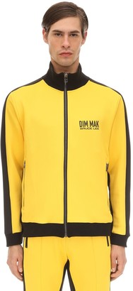 Dim Mak Collection DRAGON TRACK JACKET BY KIM JUNG GI
