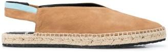 Pierre Hardy Alpha slingback sandals