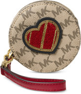 MICHAEL Michael Kors Patches Heart Small Coin Purse