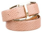 Tod's Leather Logo-Embellished Belt