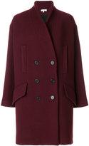 IRO Bordeaux coat