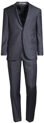 Corneliani Regular-Fit Academy Wool Single-Breasted Suit