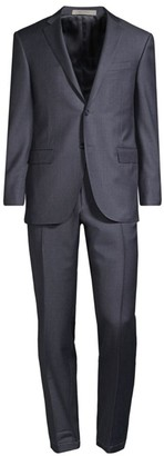 Corneliani Regular-Fit Academy Wool Single-Breasted Suit