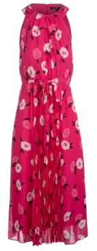 INC International Concepts Inc Floral-Print Chiffon Maxi Dress, Created for Macy's