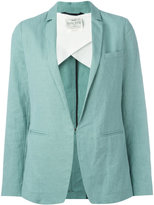 Forte Forte classic blazer - women - Cotton/Linen/Flax - 0
