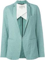 Forte Forte classic blazer - women - Cotton/Linen/Flax - 3