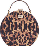 S.O.H.O New York Cheetah Round Case