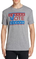 Kid Dangerous Voter Participation Tee