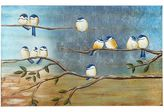 Pier 1 Imports Birds on Branches Art