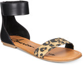 American Rag Keley Two-Piece Flat Sandals, Only at Macy's Women's Shoes