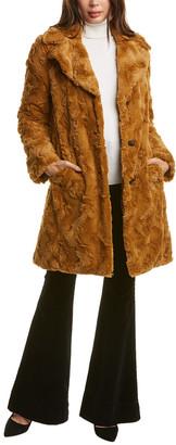 Nine West Reversible Coat
